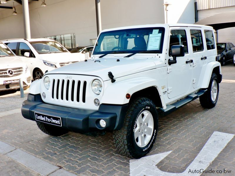 Pre-owned Jeep Wrangler Unlimited for sale in