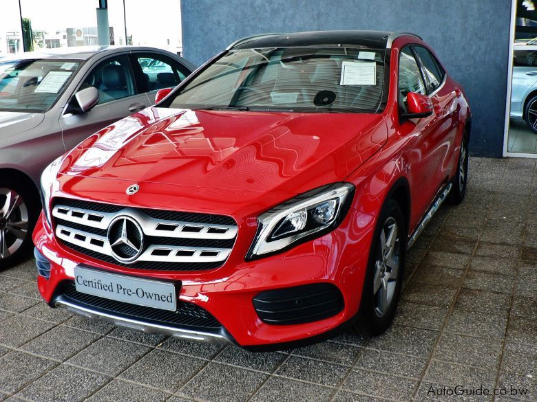 Pre-owned Mercedes-Benz GLA 200 for sale in