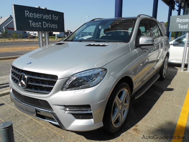 Pre-owned Mercedes-Benz ML 400 for sale in