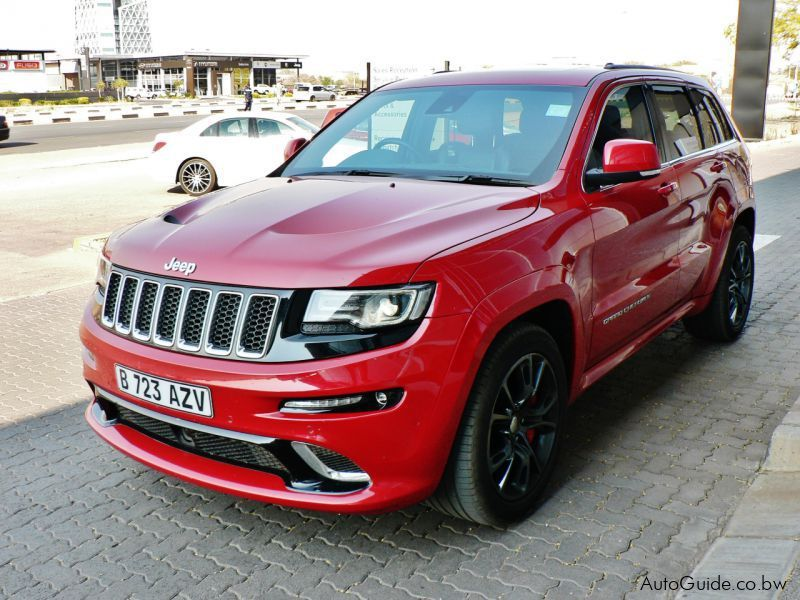 Pre-owned Jeep Grand Cherokee SRT 8 Hemi V8 for sale in