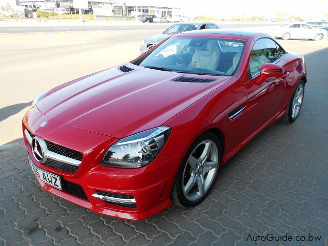 Used Mercedes-Benz SLK200 for sale in Gaborone