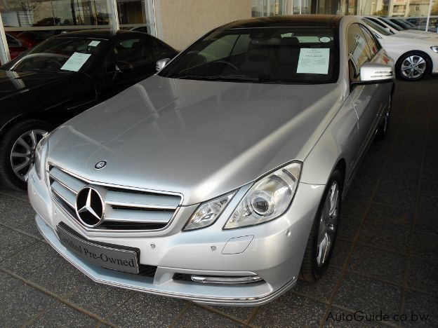 Used Mercedes-Benz E350 for sale in Gaborone