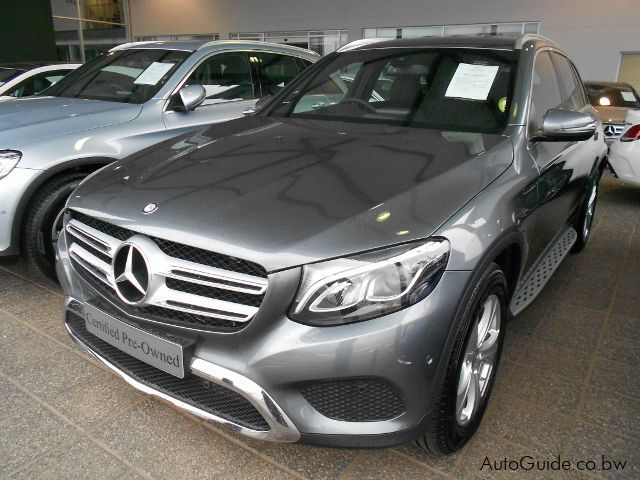 Used Mercedes-Benz GLC 250d for sale in Gaborone
