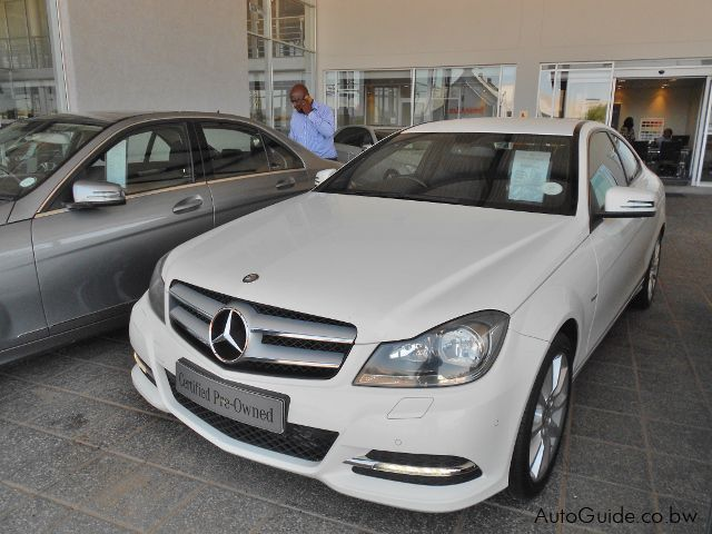 Pre-owned Mercedes-Benz C180 Coupe for sale in