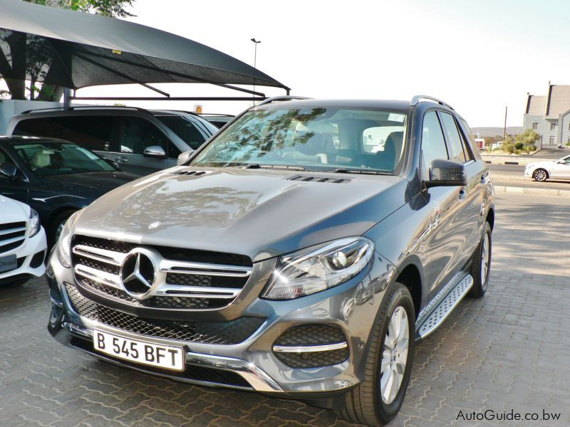 Pre-owned Mercedes-Benz GLE 250D for sale in
