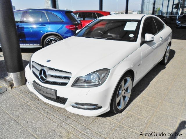 Used Mercedes-Benz C350 for sale in Gaborone