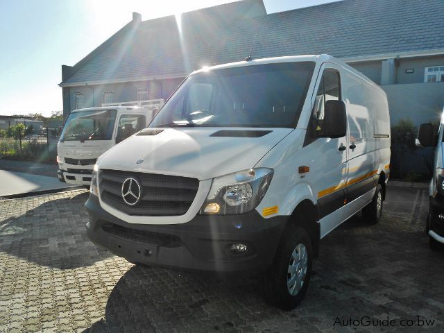 Used Mercedes-Benz Sprinter 315 CDi 4x4 for sale in Gaborone