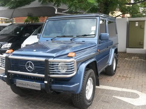 Pre-owned Mercedes-Benz G240 for sale in Gaborone