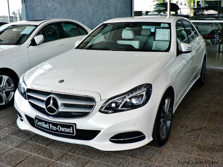 Pre-owned Mercedes-Benz E400 for sale in