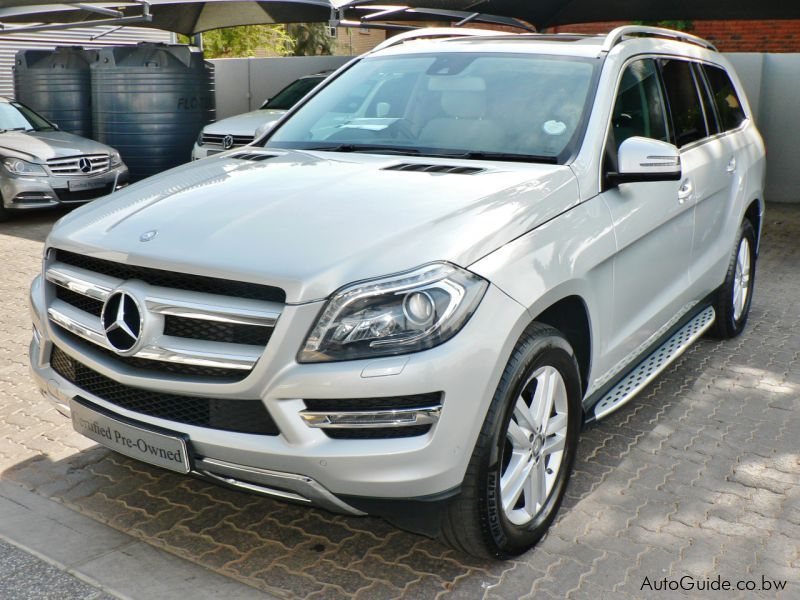 Pre-owned Mercedes-Benz GL 350 Bluetec for sale in