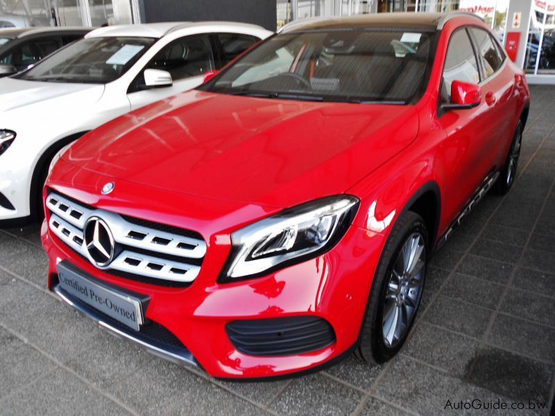 Pre-owned Mercedes-Benz GLA 250 4 Matic for sale in