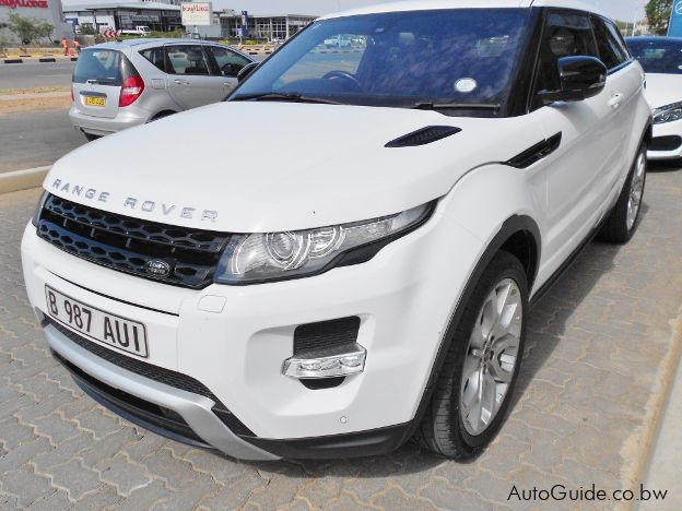 Used Land Rover Range Rover Evoque Si4 Dynamic Coupe for sale in Gaborone