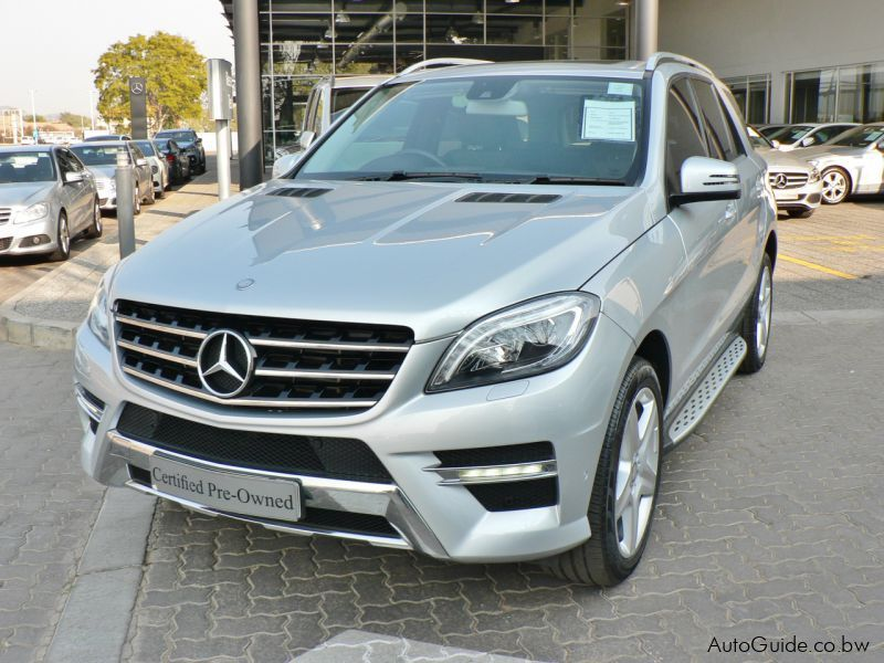 Pre-owned Mercedes-Benz ML 250 Bluetec for sale in