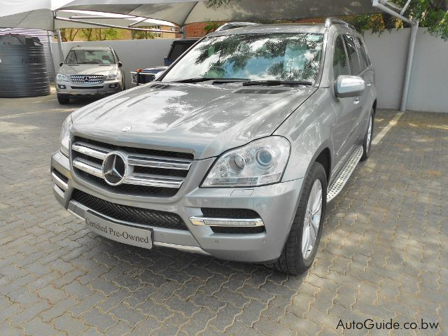 Pre-owned Mercedes-Benz GL 350 CDi for sale in Gaborone