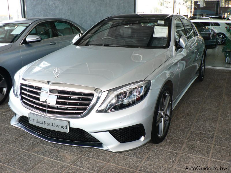 Pre-owned Mercedes-Benz S63 AMG for sale in