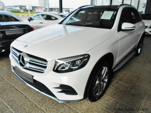 Pre-owned Mercedes-Benz GLC 250  for sale in Gaborone