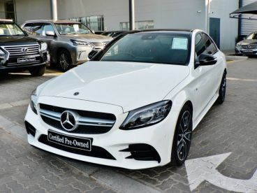 Pre-owned Mercedes-Benz C43 AMG for sale in