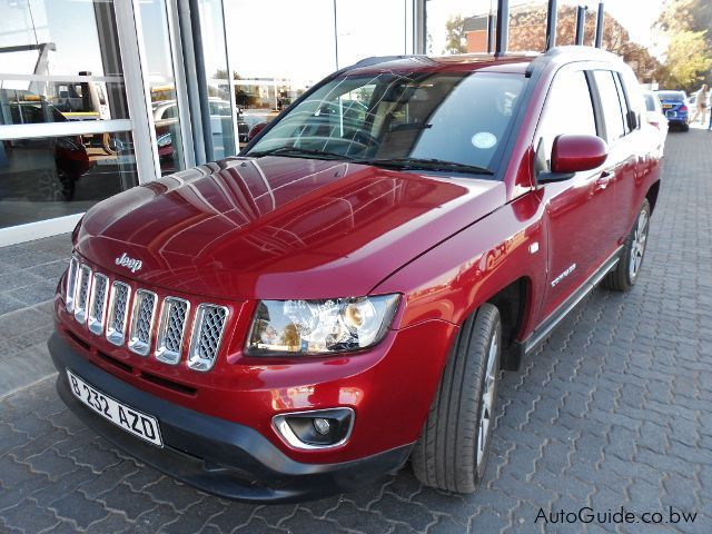 Pre-owned Jeep Compass for sale in Gaborone