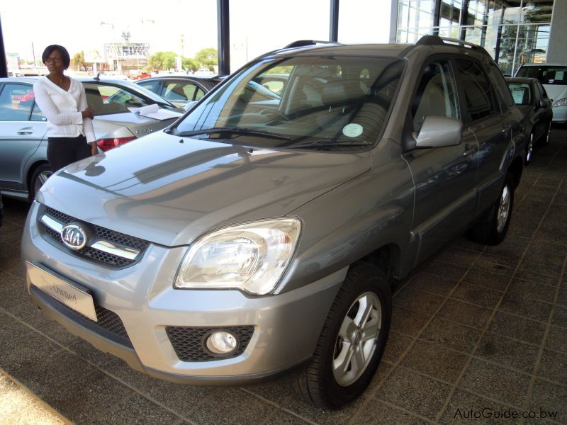 Pre-owned Kia Sportage 2.7l V6 for sale in
