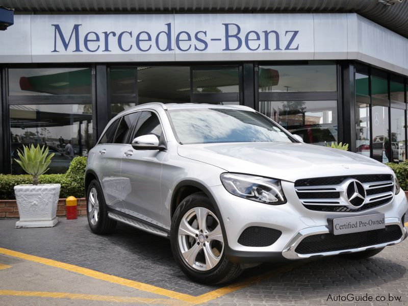Pre-owned Mercedes-Benz GLC250 for sale in
