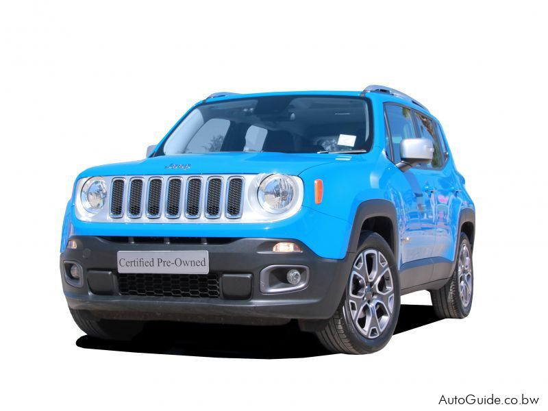 Used Jeep Renegade for sale in Francistown