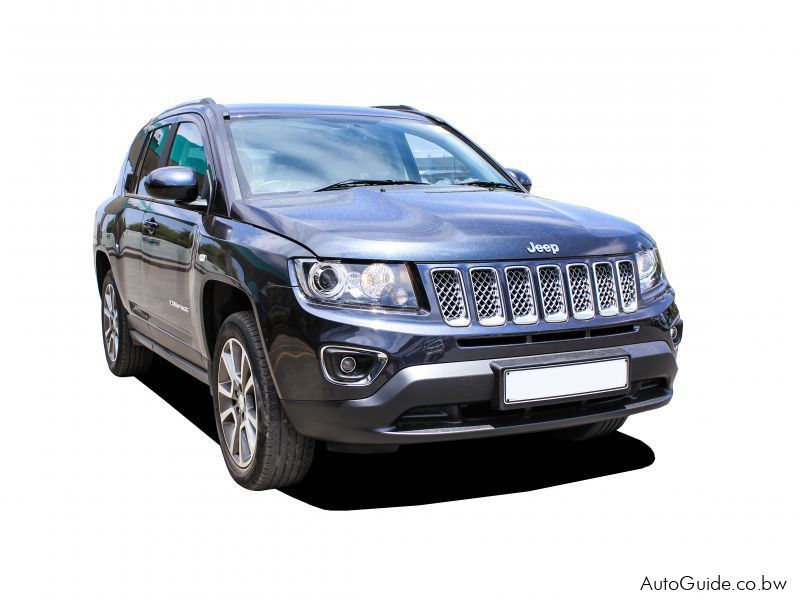 Used Jeep Compass for sale in Francistown