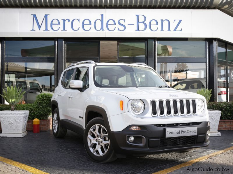 Pre-owned Jeep Renegade for sale in