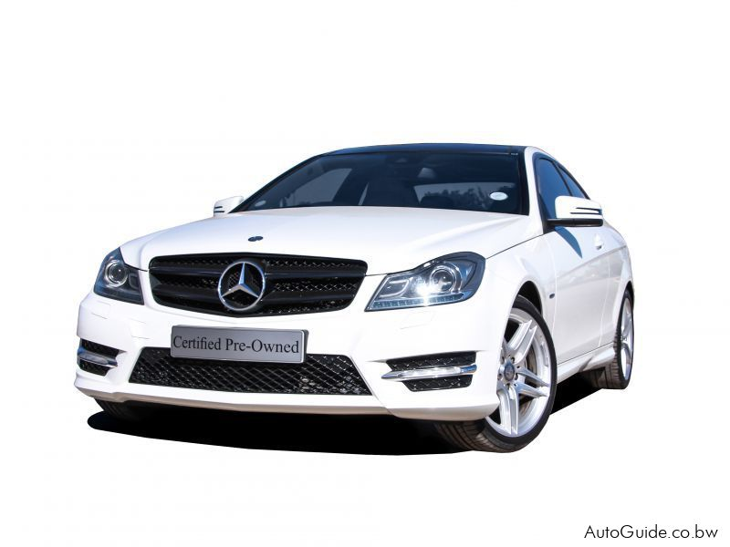 Used Mercedes-Benz C250  for sale in Francistown