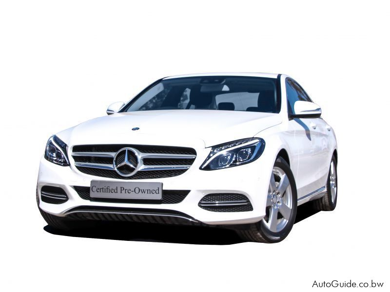 Used Mercedes-Benz C220 for sale in Francistown