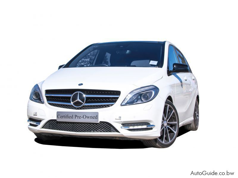 Used Mercedes-Benz B200 CDI for sale in Francistown
