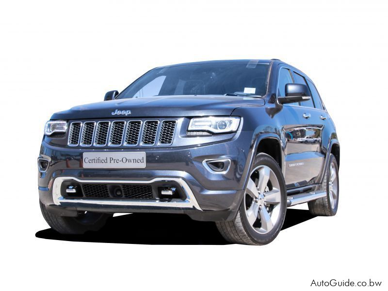Used Jeep Grand Cherokee Overland for sale in Francistown