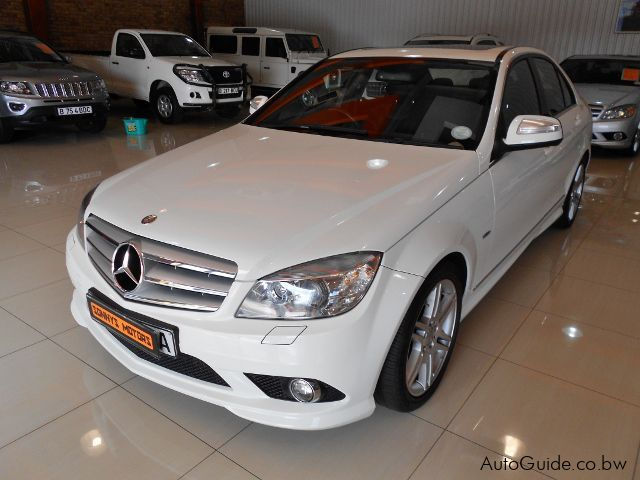 Used Mercedes-Benz C200 AMG for sale in Gaborone
