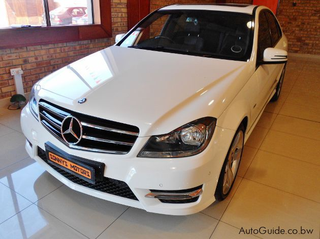 Used Mercedes-Benz C200 CDi Special Edition for sale in Gaborone
