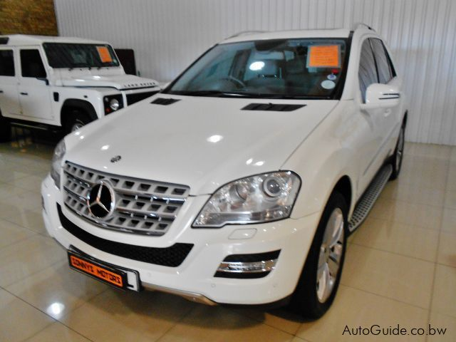 Used Mercedes-Benz ML 500 for sale in Gaborone