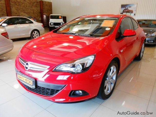 Used Opel Astra GTC Coupe for sale in Gaborone