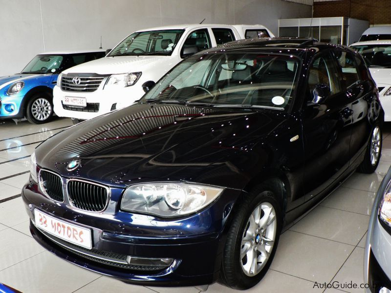 Pre-owned BMW 120 for sale in