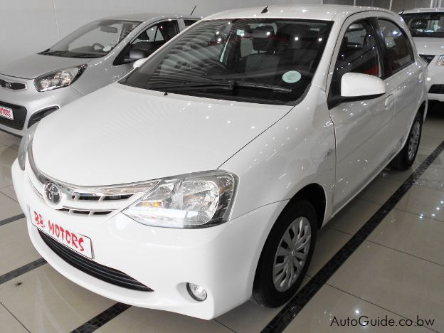 Used Toyota Etios for sale in Gaborone