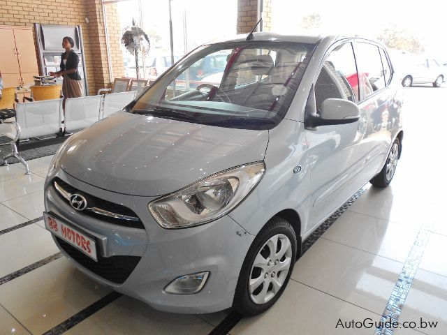 Used Hyundai i10 for sale in Gaborone