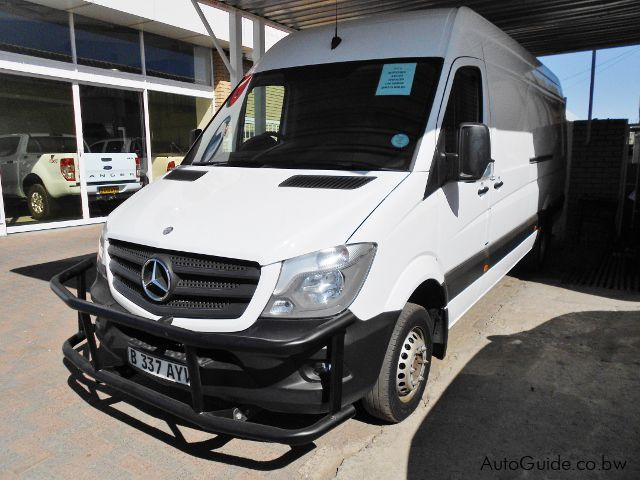 Used Mercedes-Benz Sprinter 515 CDi for sale in Gaborone