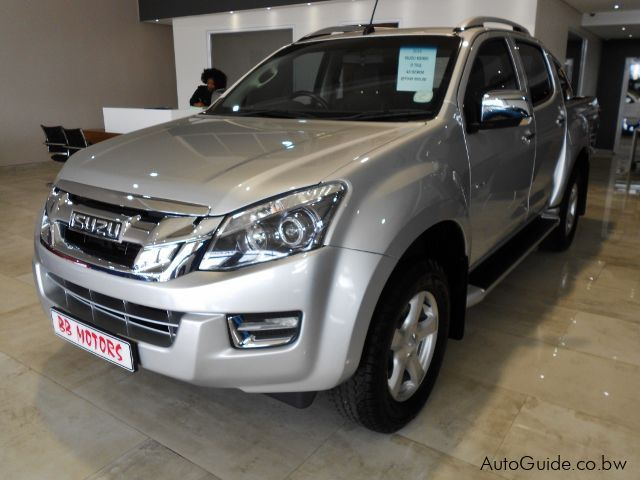 Pre-owned Isuzu KB300 D TEQ for sale in