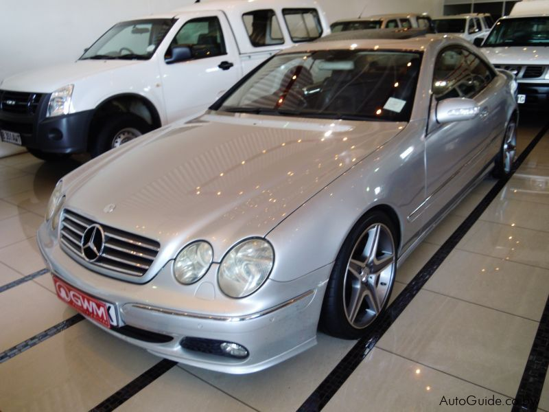 Used Mercedes-Benz CL500 in Botswana