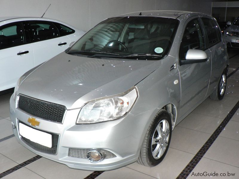 Pre-owned Chevrolet Aveo for sale in