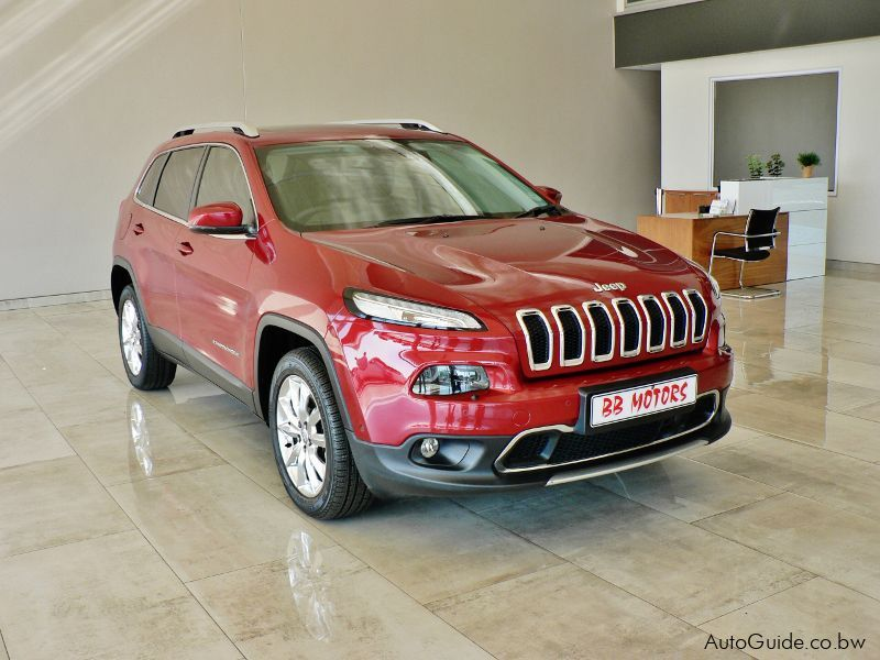 Pre-owned Jeep Cherokee Limited for sale in
