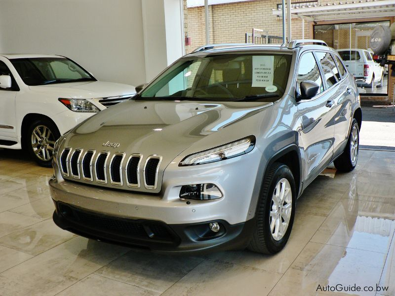 Pre-owned Jeep Cherokee Longitude for sale in