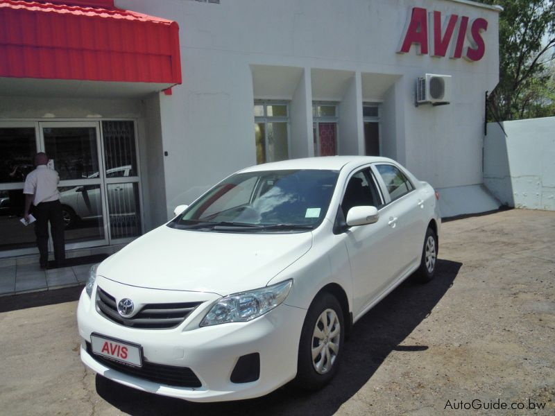 Used Toyota Corolla for sale in Gaborone