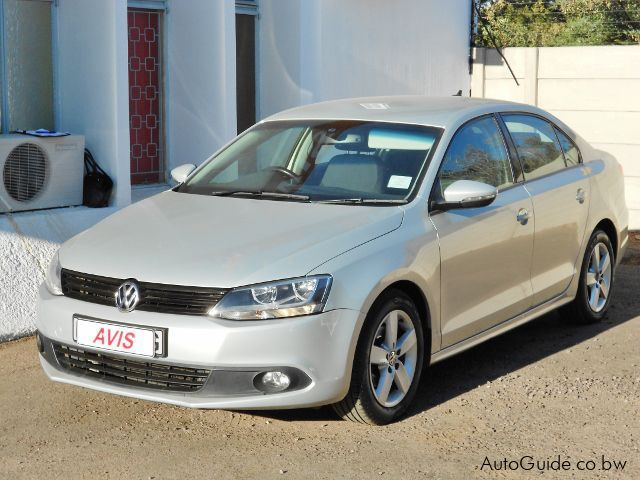 Pre-owned Volkswagen Jetta for sale in Gaborone