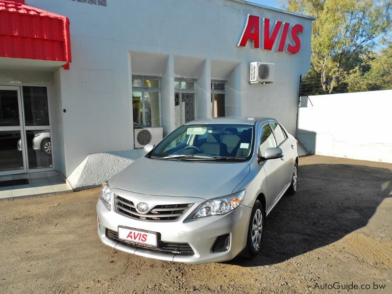 Used Toyota Corolla Quest for sale in Gaborone