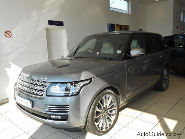 Used Land Rover Range Rover Voque SE S/C for sale in Gaborone