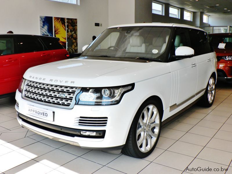 Pre-owned Land Rover Range Rover Vogue S/C for sale in