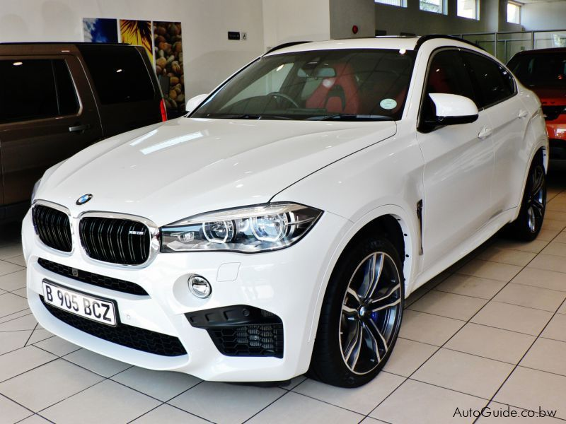 Pre-owned BMW X6 M Drive for sale in